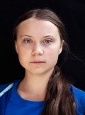 Greta Thunberg, Photo Laerke Posselt